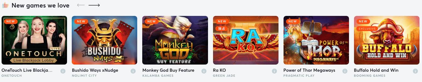 New Games En