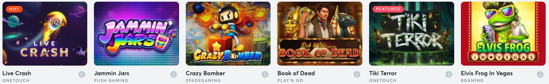 Slot Games En